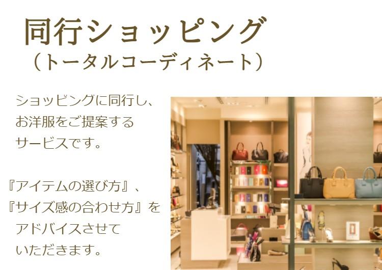同行ショッピング (2)